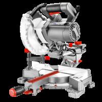AFKORT CIRKELZAAG MACHINE 1400 Watt - GRAPHITE