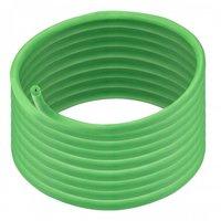 Planten binddraad groen rubber 4 meter
