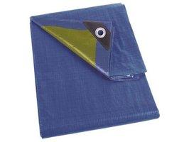 Dekzeil Blauw/groen 4 X 5 M