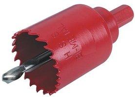Wolfcraft Gatenzaag 35 mm, bi-metaal, met centreer boor.