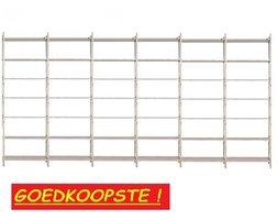 Massief Houten Basis Stelling 300 x 720 x 60 cm Goedkoopste !