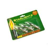 Neon Flame reservelampjes 3x, Starlights, Kerstverlichting