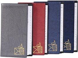 Kangaro - Telefoon / adresboek - 21.7 x 12.8 cm - 1 stuks - Kleur wordt willekeurig geleverd