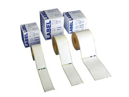 Blana label 99012, 36 x 89 compatibel met Dymo EL40/60, 310, 320 en 330 Turbo. 520 labels