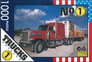Puzzel truck 1 1000 stukjes