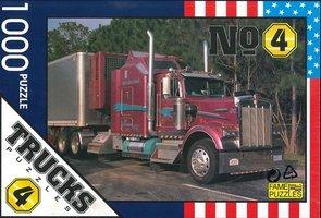 Puzzel truck 4 1000 stukjes
