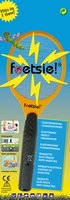 Foetsie! - Elektrische vliegenmepper
