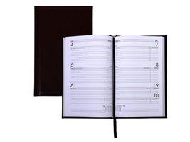 Bureau Agenda 2021 - BORDO 1 week op 2 pagina's (21cm x13cm)