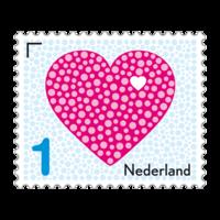 Postzegel liefde (10 st.)