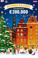 Decemberkalender kraslot€ 10,-
