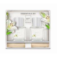 Geurstokjes Ipuro White Lily 2x 50 ml