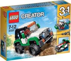 LEGO Creator Avontuurlijke Voertuigen - 31037