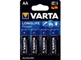 Varta batterijen AA 4 stuks
