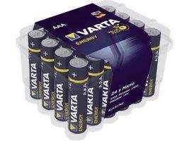 Varta batterijen AAA 24 stuks