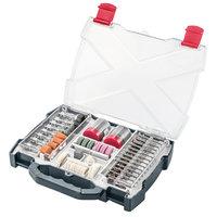 Hand Slijpmachine Accessoires, Set 99 Delig in Koffer