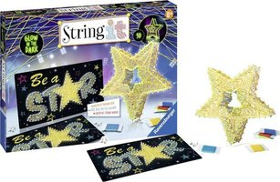Ravensburger String IT 3D Star - Glow in the Dark Ster