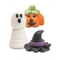 ScrapCooking Suikerdecoratie Halloween 3D - Set/3