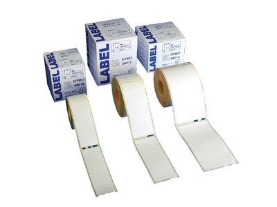 Blana label 99012, 36 x 89 compatibel met Dymo EL40/60, 310, 320 en 330 Turbo. 520 labels
