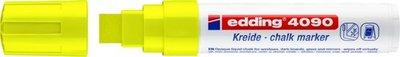 Edding 4090 Window marker Krijt Marker Neon geel