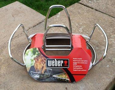 WEBER® Barbecue Gevogeltehouder