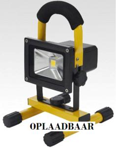 Werklamp LED Bouwlamp Oplaadbaar 5 WATT