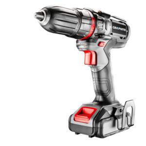 Accu boormachine 14,4v, LI-ION SAMSUNG accu 34 Nm GRAPHITE