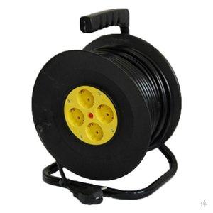 Kabelhaspel / Verlengkabel 40 meter 2500 Watt