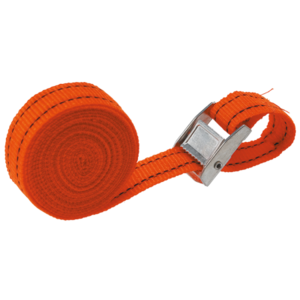 TOPEX Spanband 2,5 m, 2 stuks