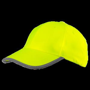 NEO Hi - Vision Cap, Pet. Kleur Geel.