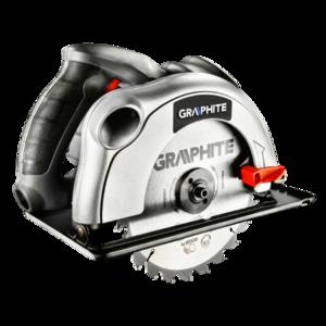 HAND CIRKELZAAG MACHINE 1200 Watt - GRAPHITE